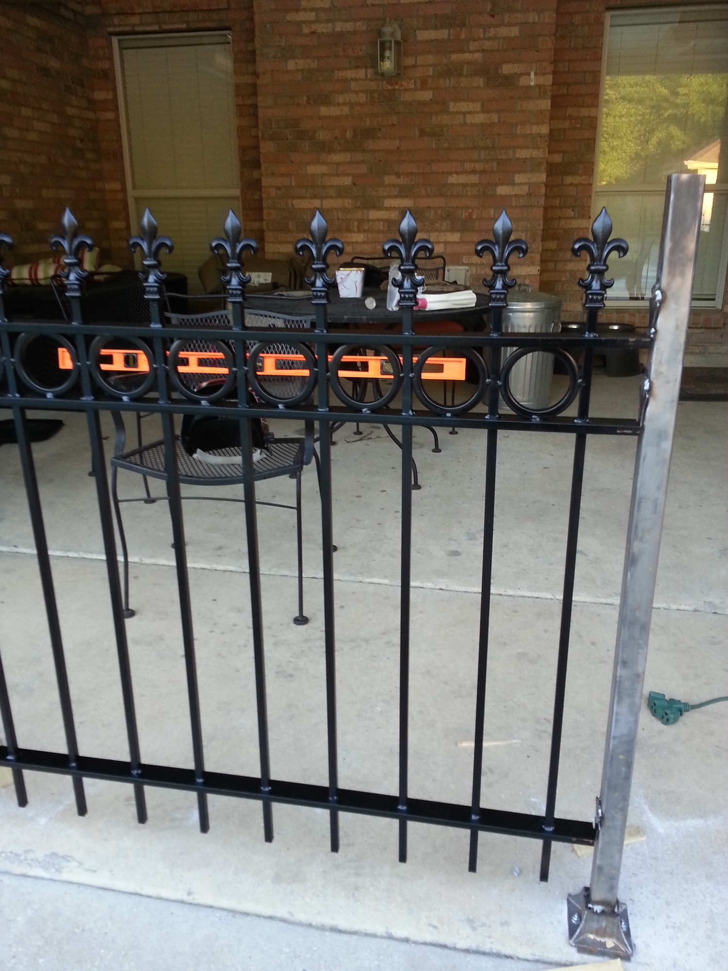 Wrought Iron Fences Amp Railings Ultimate Siding Amp Gutters